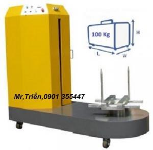 Máy quấn kiện hành lý chính hãng Wellpack WP-56 giá rẻ Đồng Nai