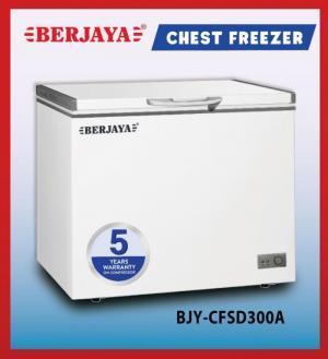 TỦ ĐÔNG BERJAYA 205 LÍT BJY-CFSD300A R134A
