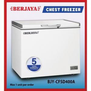 TỦ ĐÔNG BERJAYA 290 LÍT BJY-CFSD400A R134A