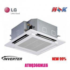 Máy lạnh âm trần LG Inverter ATUQ36GNLE6 4HP