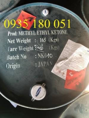 Hóa chất Methyl ethylketone - MEK