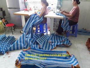 Vải giường lưới - Bán vải lưới giường mầm non