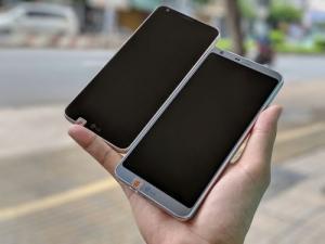 Điện thoại LG G6 ThinQ likenew 99% máy đẹp như mới nguyên zin