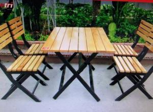 bàn ghế xếp quán nhậu làm tại xưởng sản xuất ANH KHOA 76782
