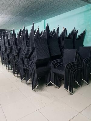 cần thanh lý 300 ghế ba sô đen  làm tại xưởng sản xuất ANH KHOA 7657