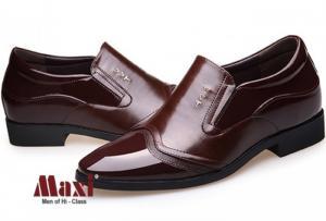 Giày tăng chiều cao MAXI bí mật cho nam