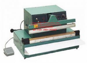 Máy hàn miệng bao pp,pe,nhôm,thiết tự động  PS-600 giá rẻ Khánh Hòa