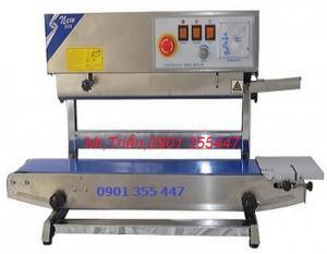 Máy hàn miệng bao nilon indate liên tục DBF-770WL giá rẻ Nha Trang