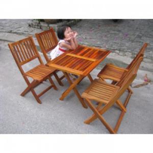 bàn ghế gổ xếp làm tại xưởng sản xuất  ANH KHOA  82898