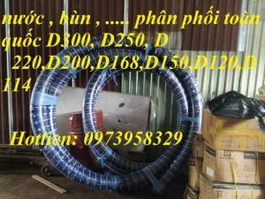 ống gân nhựa cổ trâu xanh dương - lá D40,D50,D60,D80,D90,D100,D114,D120,D140,D150,D168,D200,D220,D250,D300,