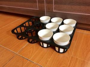 Công ty THAKICO - Sản xuất các loại chậu mềm ươm cây, trồng lan hồ điệp và vật tư nông nghiệp