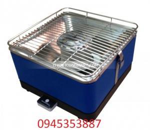 Bếp nướng than hoa không khói ,hàng chính hãng có sạc phin ,bếp phù đổng - PD17-D115
