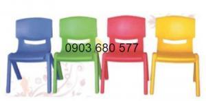 Cung cấp ghế nhựa đúc bền, chắc chắn cho trẻ nhỏ mầm non