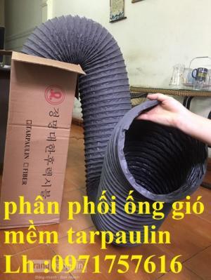 ống gió vải tarpaulin hàn quốc với giá rẻ tại hà nội