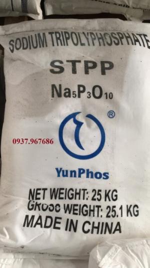 SODIUM TRIPOLYPHOSPHATE (STPP CÔNG NGHIỆP)
