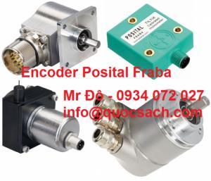 Posital Fraba Encoder | cảm biến Posital Fraba
