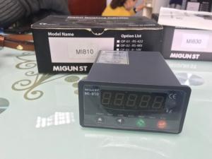Đồng hồ cân MI810, xuất xứ: Migun – Hàn Quốc