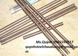 Cung cấp Niken - hợp kim Niken dạng ống, thanh, tấm, dây, láp