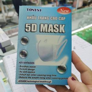 Khẩu Trang Y Tế Người Lớn Tonysy 5D Mask - SH56