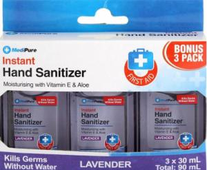 Gel rửa tay khô Instant Hand Sanitizer Medipure Lavender -SH64