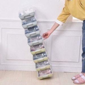 Khay nhựa để giày dép