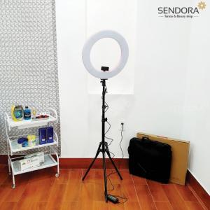 Đèn phun xăm LED Ring Light RL-480 hỗ trợ livestream