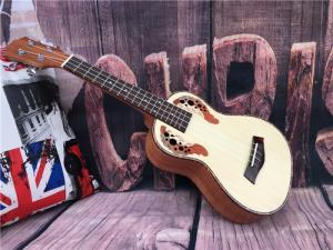 Đàn Ukulele gỗ dáng cánh | Concert 23' chính hãng.