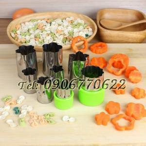 Bộ 8 dụng cụ cắt tỉa rau củ quả