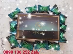 kẹo sâm hercules hộp 30 viên
