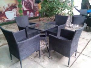 Bán 200 bộ bàn ghế cafe mây Thái Dương giá rẻ tại TP.HCM