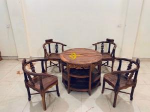 Bộ bàn ghế nhỏ gọn gỗ cẩm lai xịn hàng tuyển VIP