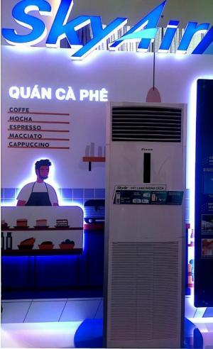 Máy lạnh tủ đứng Daikin FVA140AMVM/RZF140CVM- 5.5hp-inverter- Cung cấp giá tốt nhất HCM
