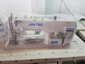 Máy may 1 kim điện tử cắt chỉ tự động Jaktec D3