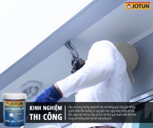 Đại lý bán sơn nước Jotun chính hãng giá tốt cho trường học tại Kiên Giang