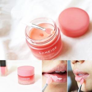 Mặt nạ môi Laneige Lip Sleeping Mask Berry 8g hàng xách tay Hàn Quốc