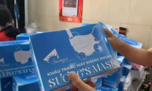 Combo 5 hộp Khẩu trang Suong Mask kháng khuẩn 30 -SH68