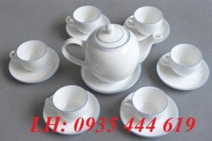 Cơ sở sản xuất ấm trà in logo quà tặng tại Huế