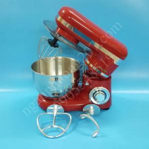 Máy đánh trứng, trộn bột công nghiệp BM68 1200W, bồn Inox 4 lít