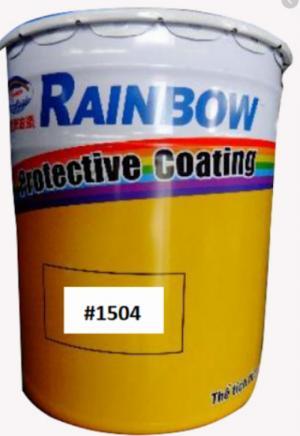 Chuyên cung cấp sơn chịu nhiệt Đài Loan Rainbow 200 độ
