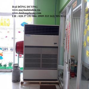 Thông số kỹ thuật Máy lạnh tủ đứng Daikin FVGR10NV1/RUR10NY1-10hp - R410- Giá tốt