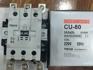 Contactor TECO CU-80