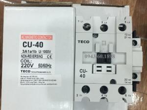 Contactor TECO CU-40