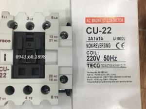 Contactor TECO CU-22