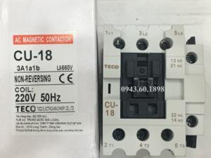 Contactor TECO CU-18