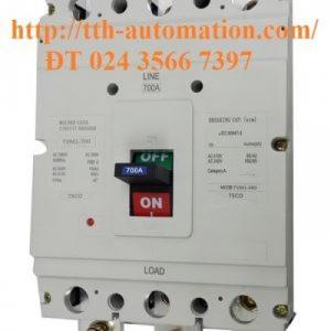 Aptomat(MCCB) TVM1-800/700A