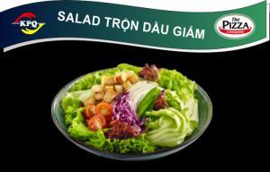 Salad Trộn Dầu Dấm - Size Vừa