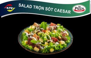Salad Trộn Sốt Caesar - Size Vừa