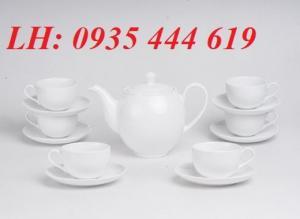 Sản xuất ấm trà in logo tặng quà khách hàng tại Quảng Trị