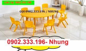 bán bàn ghế mẫu giáo giá rẻ tại  gia lai