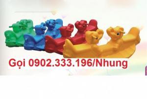 công ty bán đồ chơi bập bênh mầm non, đồ chơi bập bênh mẫu giáo